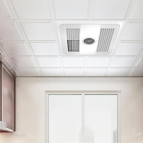 集成吊顶照明换气-集成吊顶我们需要注意什么地方