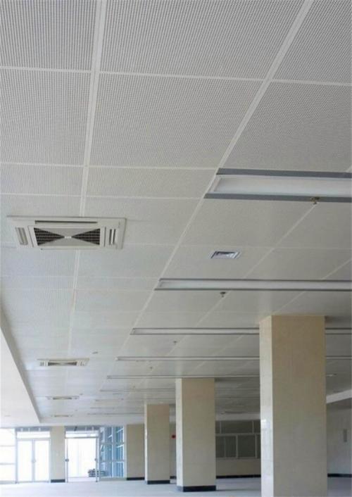 装饰材料铝扣板价格-天花板装饰材料