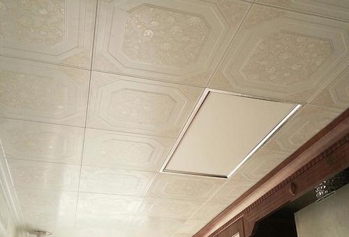 嘉兴铝扣板吊顶批发-铝扣板批发厂家详解食堂铝扣板吊顶可行性