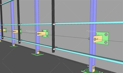 济源墙面铝扣板-铝扣板医院工程案例效果图