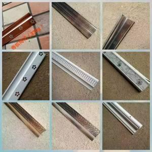 铝扣板角边-铝扣板吊顶安装之吊顶辅料铝边角