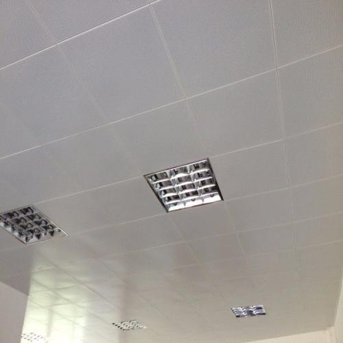 铝扣板吊顶制造有限公司-冲孔铝扣板吊顶的特点
