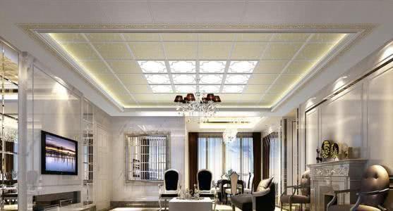 怎么样选择铝扣板吊顶材料-常见厨房卫生间吊顶材料有哪些