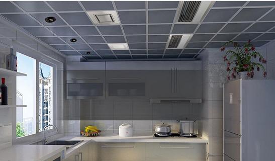 昆明铝扣板生产厂家-铝扣板生产厂家讲讲铝扣板吊顶怎么装