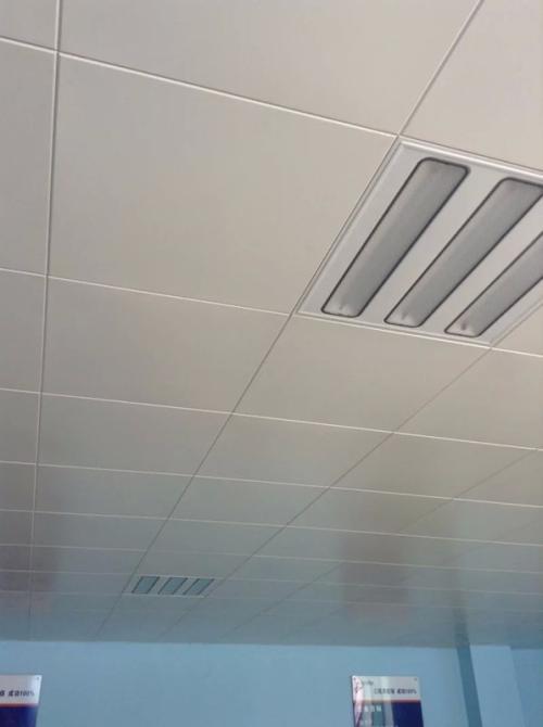 有生产铝合金吊顶铝扣板-铝扣板吊顶材料有哪些