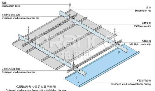 铝扣板厂家直销公司-装修公司的铝扣板为什么这么差劲
