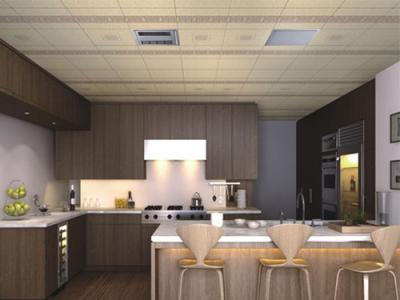 二线铝扣板品牌-厨房卫生间铝扣板吊顶安装流程详解