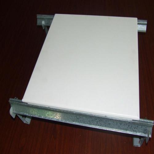 600铝扣板图片-佛山600*600铝扣板厂家讲解安装拆卸方法