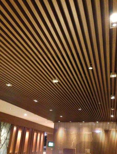 铝方板吊顶和铝扣板吊顶-铝扣板和矿棉板