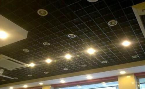 张家港铝扣板吊顶-传统吊顶和集成吊顶的区别