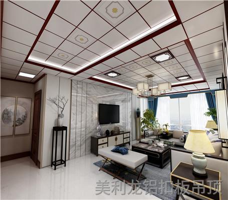 客厅安装铝扣板吊顶要避免什么误区