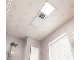 卫生间铝扣板吊顶厂家今天就让铝扣板和石膏板来一较高下!