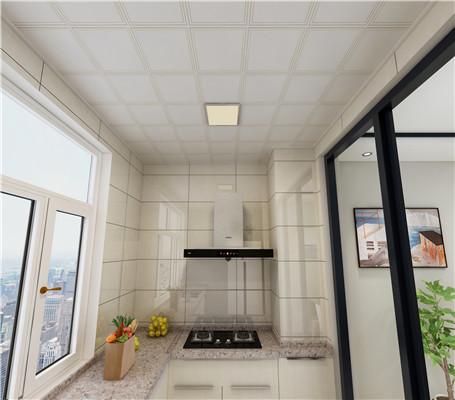 厨房铝扣板吊顶厂家教你厨房铝扣板怎么选!