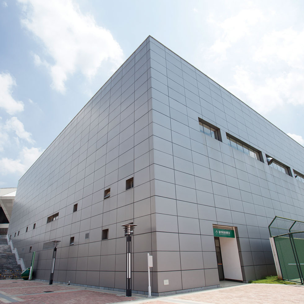 工程铝扣板厂家这就给大家盘盘铝单板幕墙的优势有哪些!