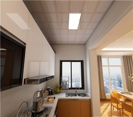 厨房铝扣板吊顶怎么装?厨房铝扣板吊顶厂家讲这几点要注意!