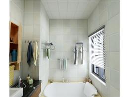 卫生间铝扣板吊顶厂家:卫生间吊顶的作用有哪些!