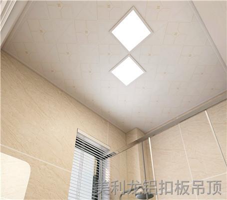 铝天花板水渍污垢怎么处理