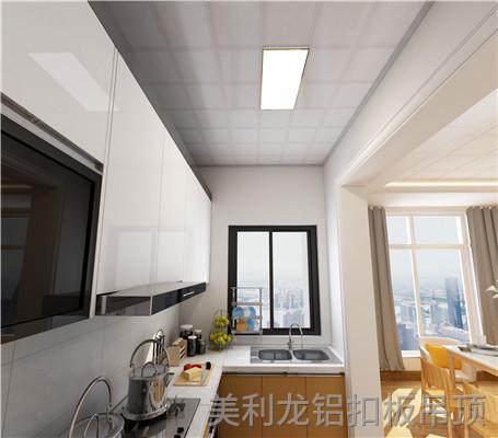 厨房吊顶安装问题