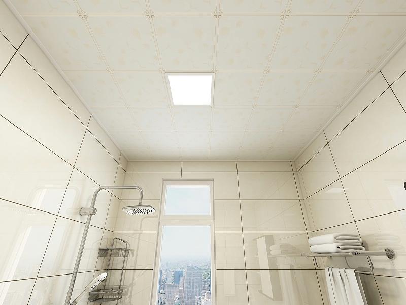卫生间铝扣板吊顶效果图