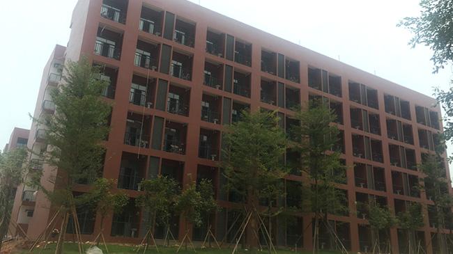 佛山美利龙高校工程案例之佛山科学技术学院新校区