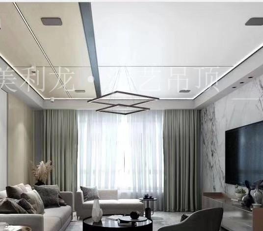 铝蜂窝板吊顶效果图