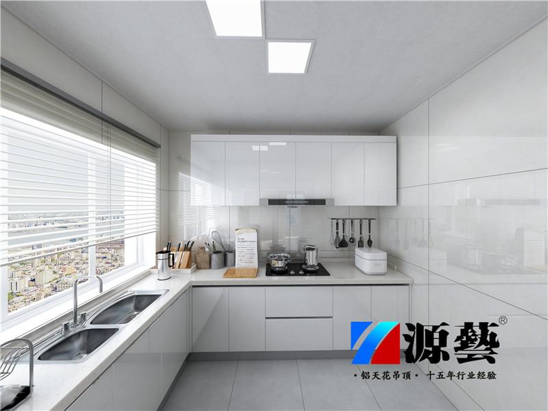 厨房铝扣板吊顶怎么选
