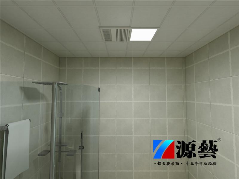 卫生间铝扣板吊顶多少钱