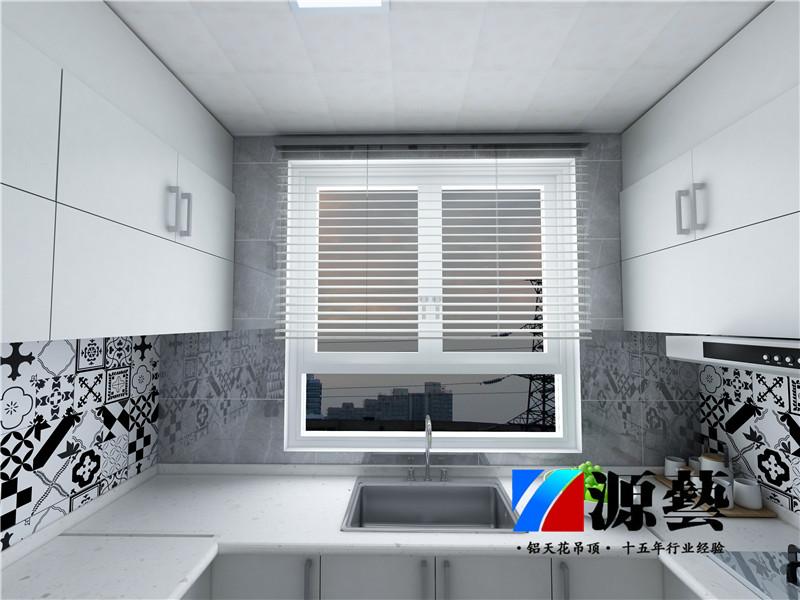 厨房铝扣板吊顶安装人工费