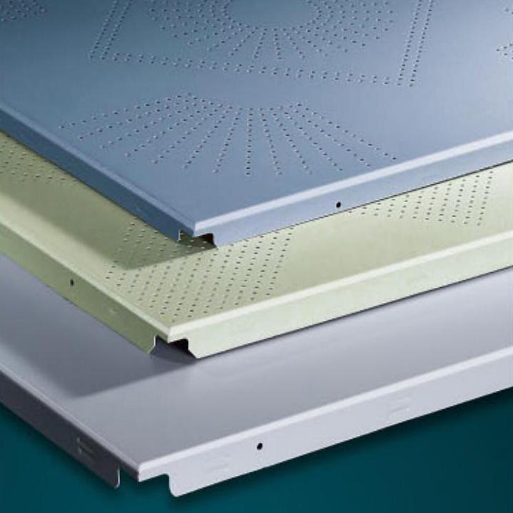 穿孔铝扣板为什么会变成吊顶新选择?