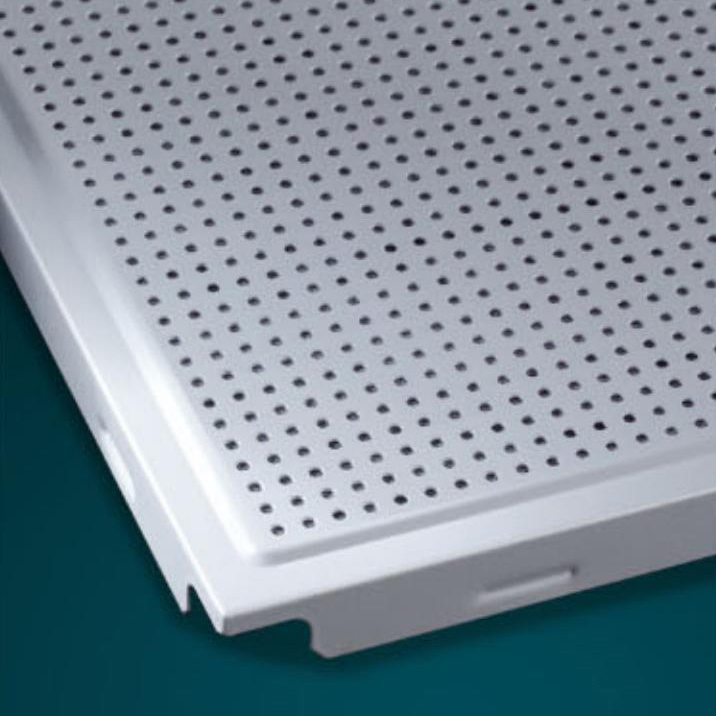 在佛山铝天花厂家里,微孔铝扣板和穿孔铝扣板有什么关系?