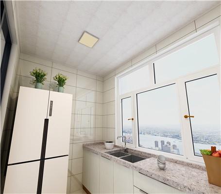 客厅可以使用铝扣板吊顶吗?