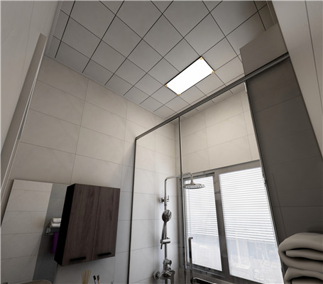 佛山铝天花厂家教你两招选定卫生间吊顶颜色
