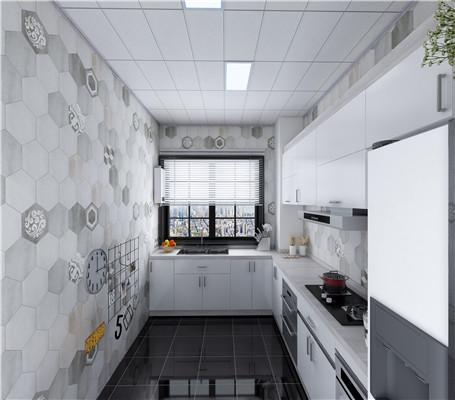 铝天花板安装怎么装