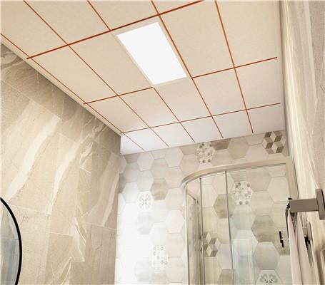 卫生间铝扣板吊顶怎么样