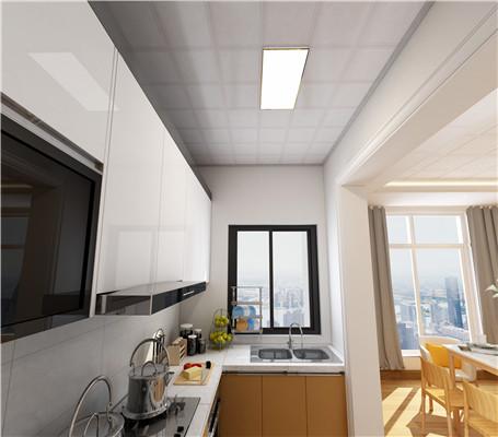 厨房铝扣板吊顶怎么拆