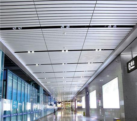铝天花板的运用