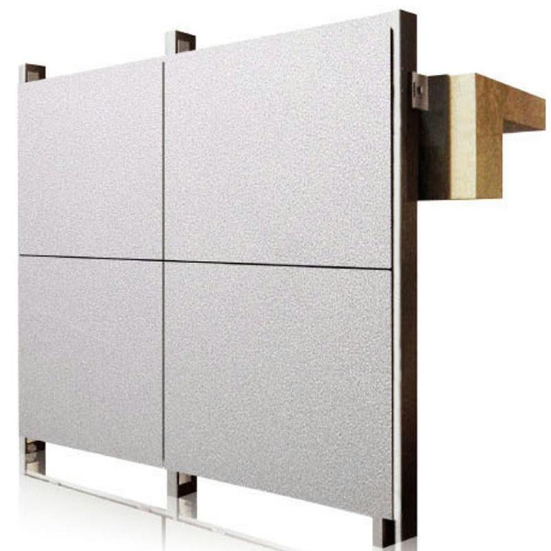 铝单板安装中常见问题