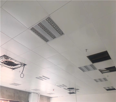 机房铝扣板吊顶高度多少