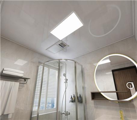 卫生间铝扣板吊顶安装
