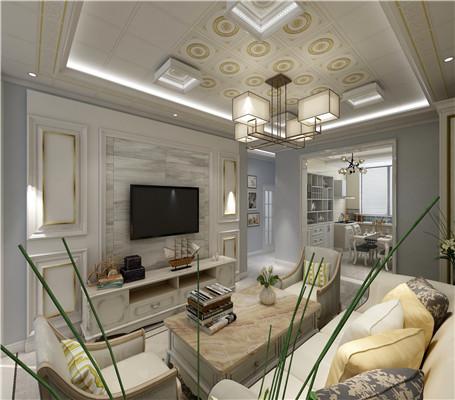 二级吊顶天花板的特性