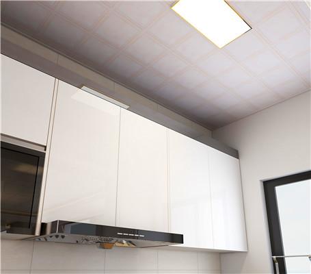 厨房铝扣板吊顶的高度