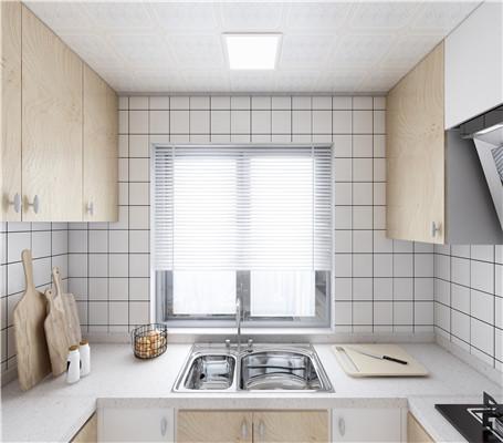厨房和浴室怎么装