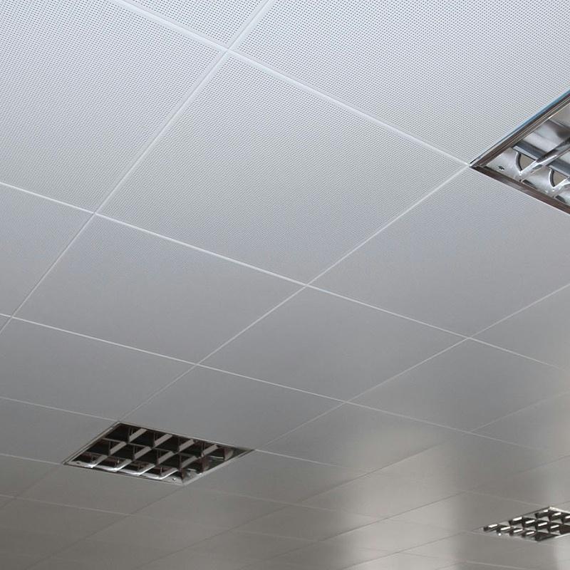机房铝扣板吊顶效果