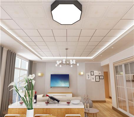 客厅吊顶可以怎么装