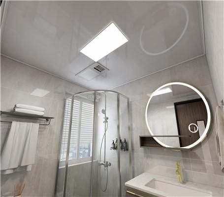 铝扣板吊顶浴霸位置怎么装