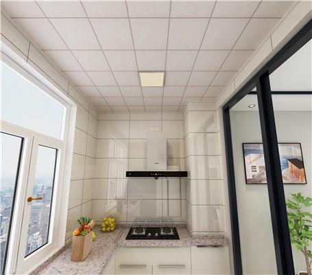 厨房吊顶材料究竟怎么选