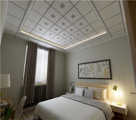 卧室吊顶到底有什么作用