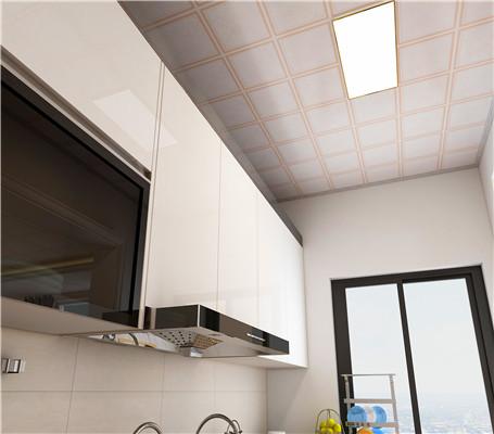 厨房铝扣板吊顶好不好