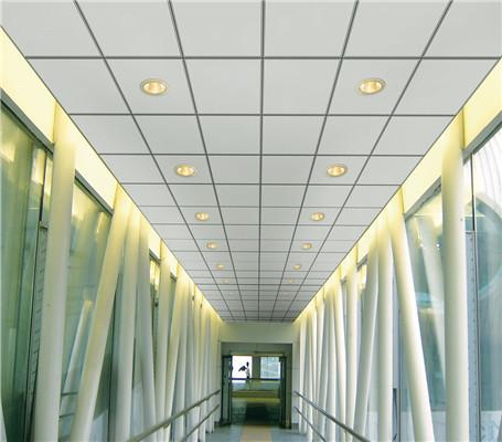 铝扣板吊顶的拼接方式