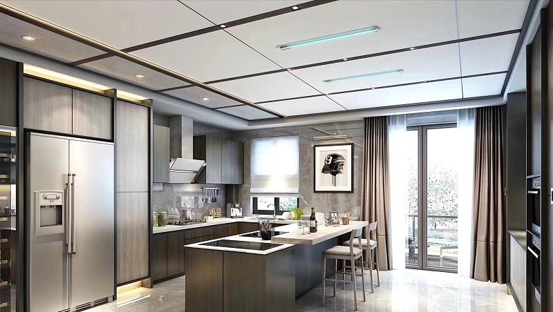 铝蜂窝板吊顶安装方式有哪些